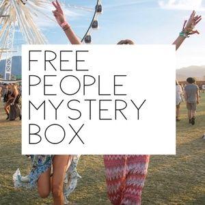 🌿 Free People Mystery Box 🌿